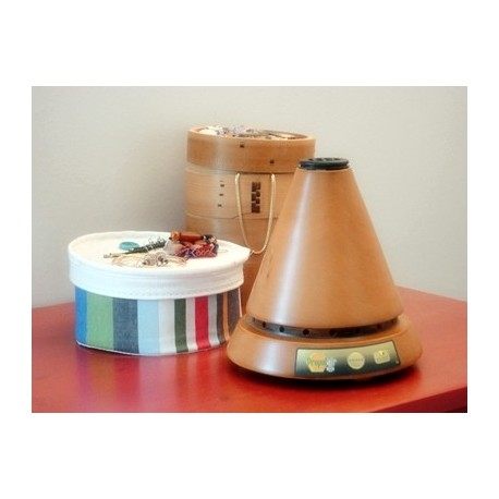 Model L2, Propolis Wooden Vaporizer with Ionizer
