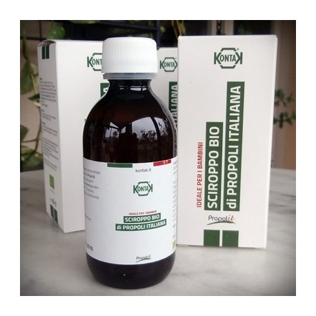 Organic Childrens Propolis, Herbal Cough Syrup
