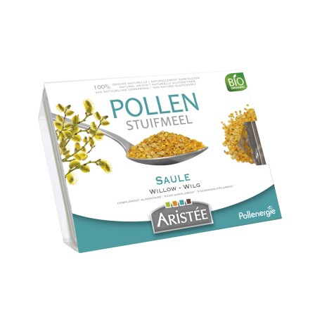 Fresh Organic Willow Bee Pollen