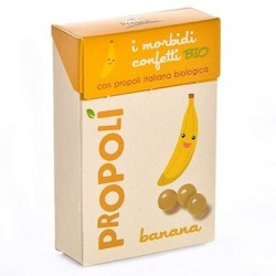 Organic Propolis, Banana Soft Candies-EXP