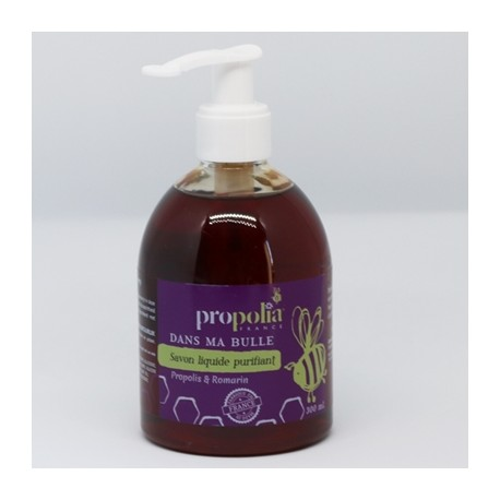 Purifying Liquid Soap with Propolis, Rosemary