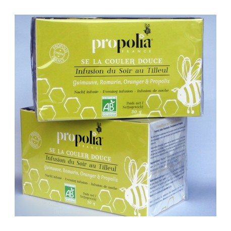 Organic Propolis Herbal Infusion Tea