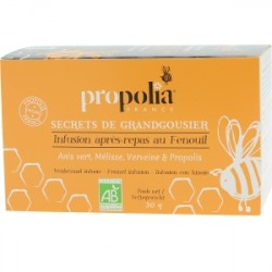 Organic Propolis Herbal Digestive Infusion