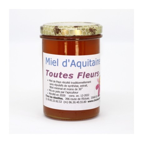 Wildflower Honey of Bordeaux