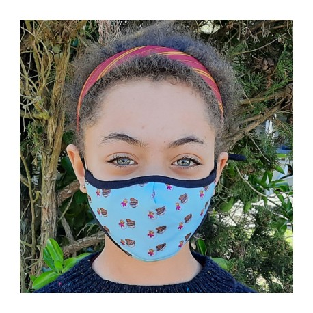 Bee Healthy Farms Face Mask