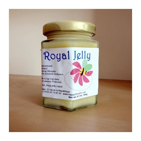 Pure, fresh Royal Jelly