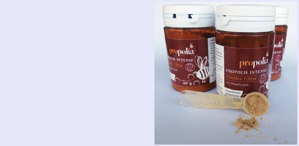 Pure Propolis Powder - 100%